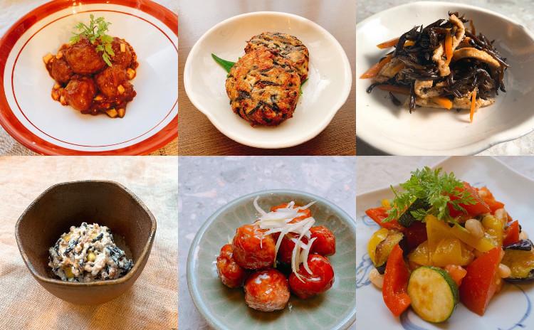 アレンジ自在おかずでレパートリーを増やしましょう☆お弁当にも最適のふわふわ肉だんごとひじき煮は即定番惣菜になりますよ!