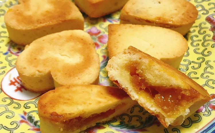 新バージョン⭐️フライパンで薄く作れる中華風クレープ(腸粉)とマンゴーケーキ
