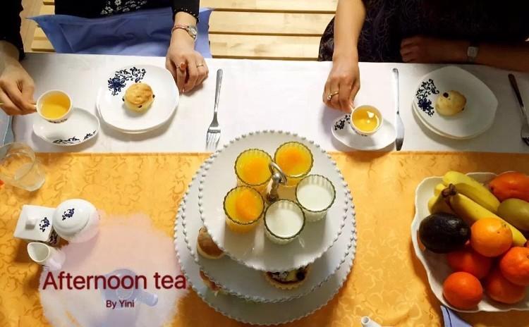 紅茶をもっと分かる、楽しい♪Afternoon tea★