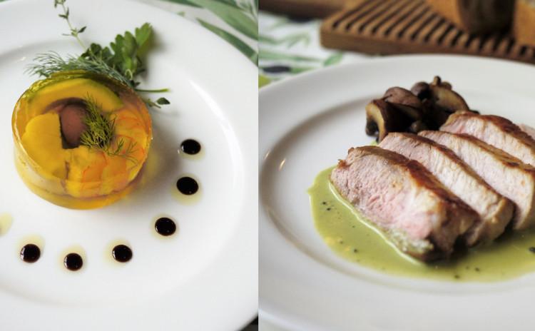 残暑に美味しい軽快なビストロ料理3品。美しいアスピックの作り方は必見!