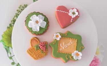 【食べても美味しいアイシングクッキー】秋の1DAYレッスン