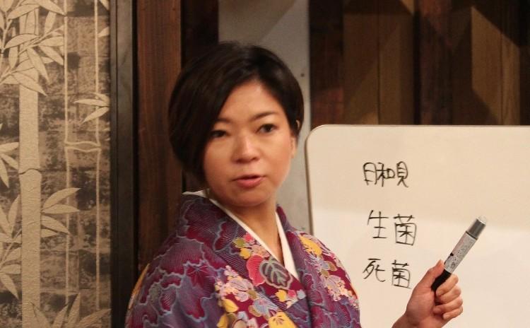 是友麻希の発酵料理教室~毛蟹編~