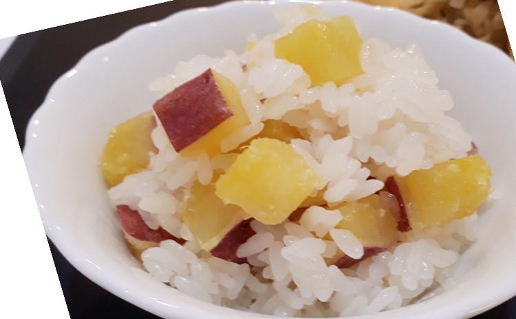 【砂糖不使用★おうち和食】①サツマイモおこわ、②幽庵焼き、③鼈甲餡掛け豆腐
