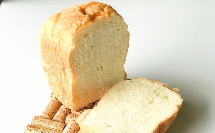 ホームベーカリーで今話題の高級生食パンをつくろう!