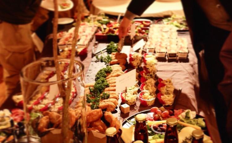 「cookpadDo!」感謝祭ファイナル☆2日間限定‼️世界を巡るブィッフェパーティー
