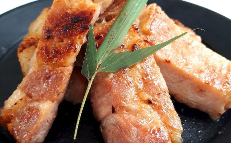 豚肉の西京焼き(単品定価:12,000円)