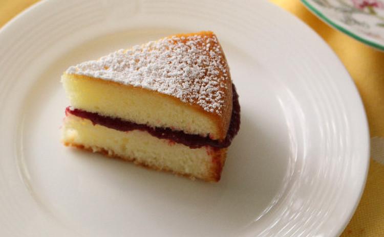 ヴィクトリア・サンドイッチ・ケーキ