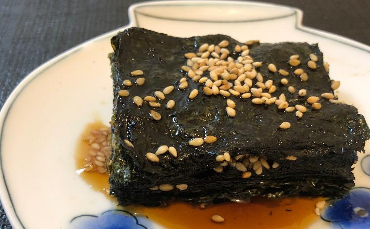 海鮮鍋、タッカンジョン、豆モヤシチャプチェ他2品