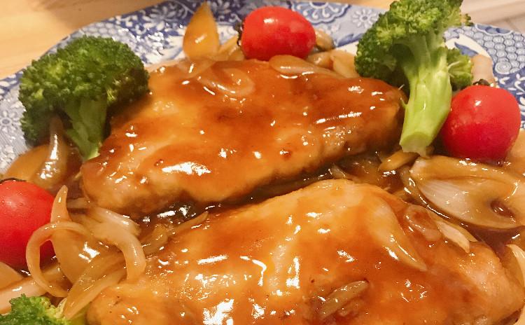 手作り醬で作る簡単中華レッスン♫