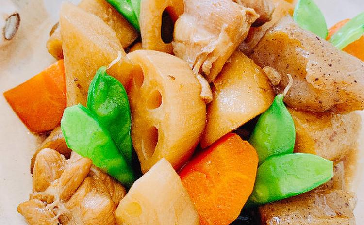 お砂糖を使わない筑前煮(単品定価:9,500円)