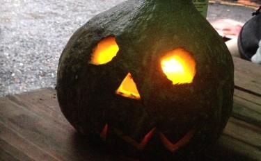 ジャック・オー・ランタンをつくろう <ハロウィーンパーティとかぼちゃジャム付き>