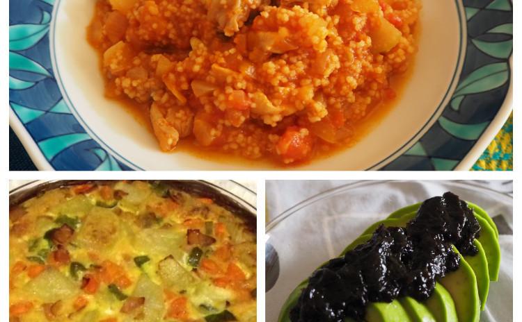 【料理教室:実習あり】ボジョレーヌーボーを楽しむ♪鶏肉モロッコ風煮込&スパニッシュオムレツ&アボガド海苔ジェノベーゼ