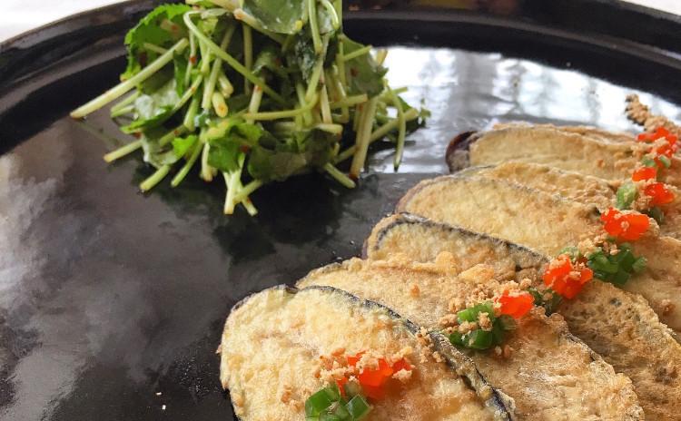 秋の実り韓国家庭料理