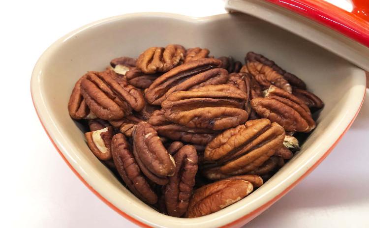 この秋に食べたいピーカンナッツのキャラメルタルト ♬