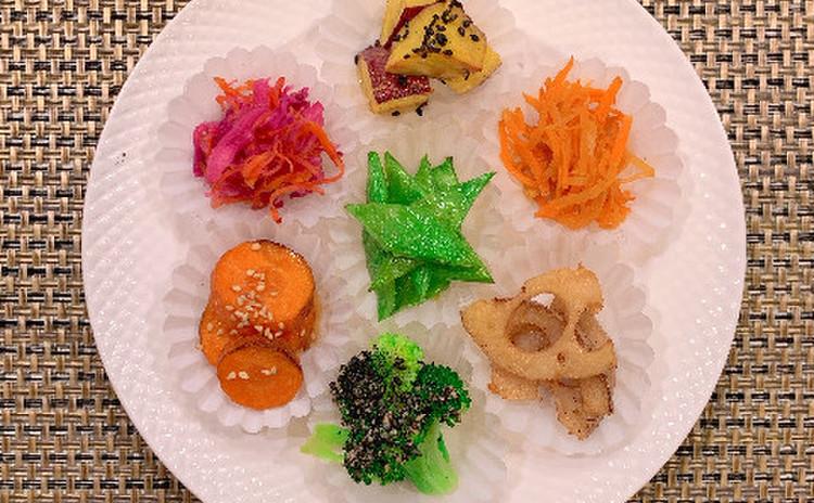 お弁当箱を彩る愛しい野菜おかず達