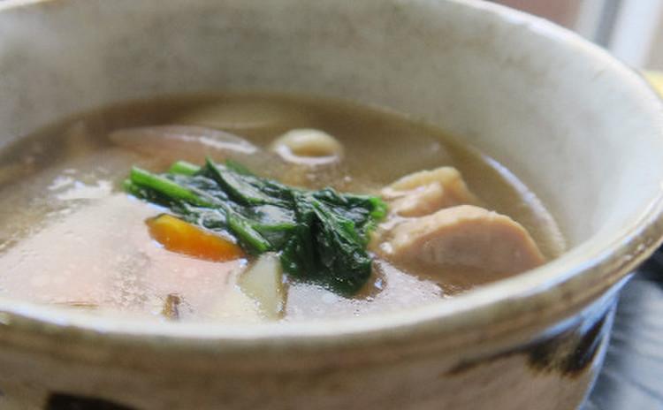 心もほっこり♡温まる鶏団子スープ