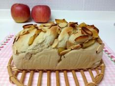 料理レッスン写真 - 旬のリンゴで有機天然酵母パンやラッシーリンゴソースの紅茶ゼリー
