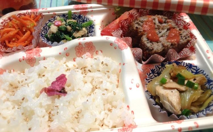 お弁当にも美味しい発酵おかず。春キャベツや春菊、新人参など、旬野菜たっぷり使います!