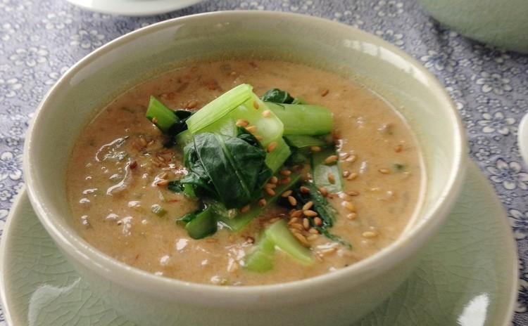 計量スプーンを使わず簡単♪生地からつくる翡翠餃子(蒸し餃子)&香り豊かなごま担々麺