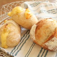 リクエストで日程追加しました!自家製酵母パン!憧れのミニカンパーニュ&パン・オ・フロマージュ