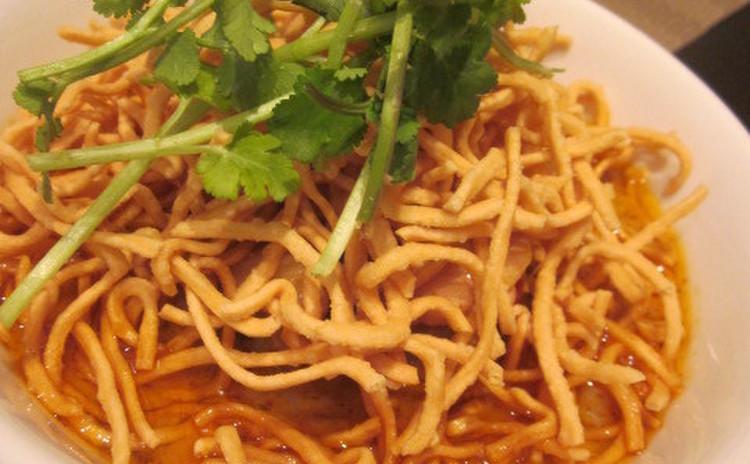 北タイ名物カオソーイ作ろう!調味料を応用してサラダも作ります☆