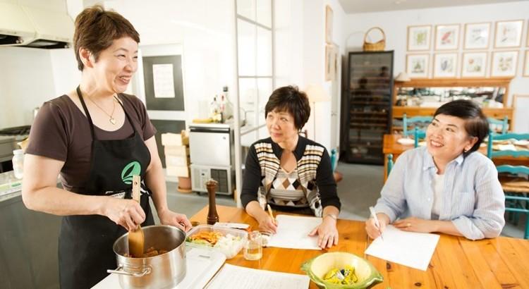クックパッド料理教室 神楽坂教室