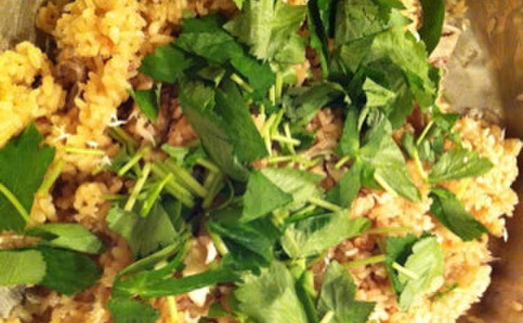 意外と簡単!土鍋で炊く鯛めしと新和食の献立