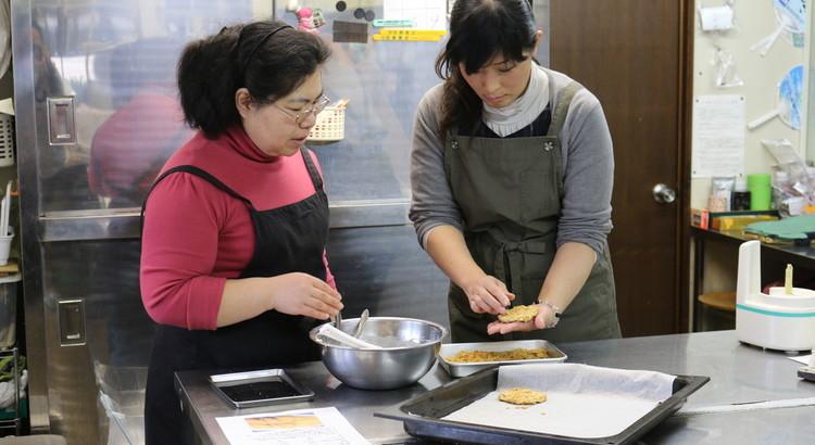 クックパッド料理教室 八幡平安比教室