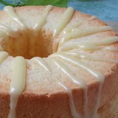 ふんわりしっとり南国スイーツ、ハワイ風「マンゴーシフォンケーキ」