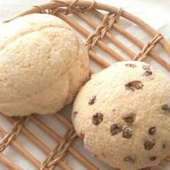 ★ランチ付き★メロンパン!リッチなパン生地の扱い方をマスターしよう♪