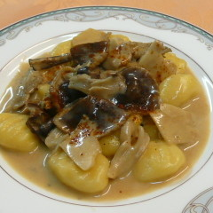 野菜たっぷりイタリアン!!ニョッキ・スープ・カルパッチョのおウチごはん