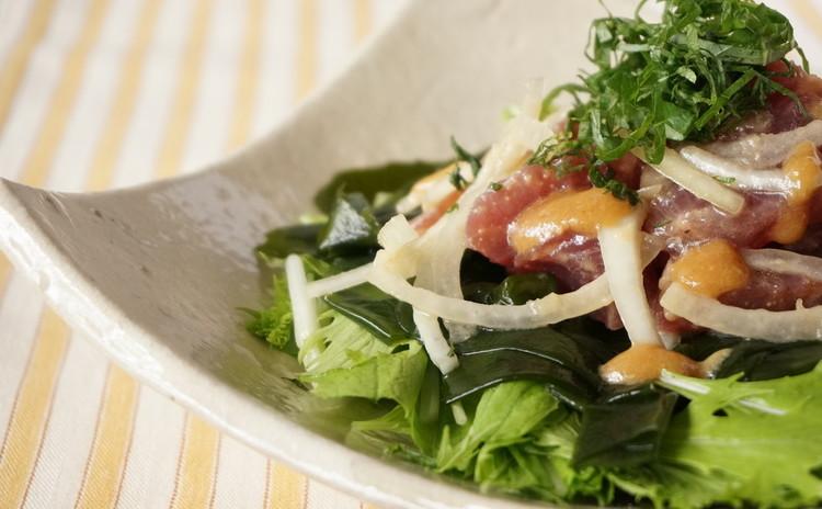 <子連れ限定日>戻りカツオの季節!鰹のサラダ仕立&京都のプチおばんざい