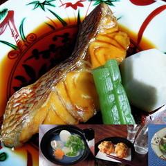 味の決め手は日本酒!料理人の魚の煮付と、旬を楽しむ和食の数々を実演♪
