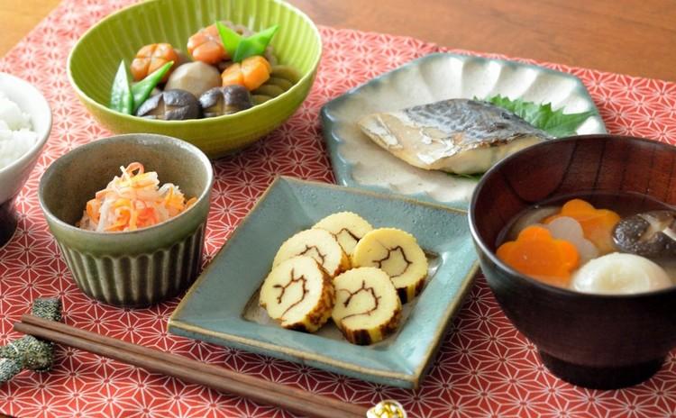 【追加開催】おせち料理で一汁三菜*お魚の西京焼き&お煮しめの和食献立♪