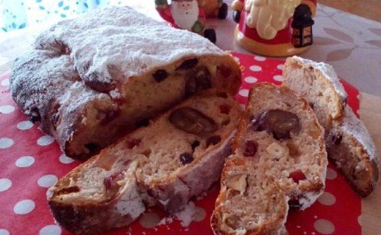 プレゼントに!パーティーに!クリスマスのパン~シュトーレンを焼こう!