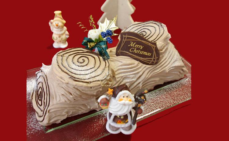 ロールケーキをマスターしてクリスマスにブッシュドノエルを手作りで☆