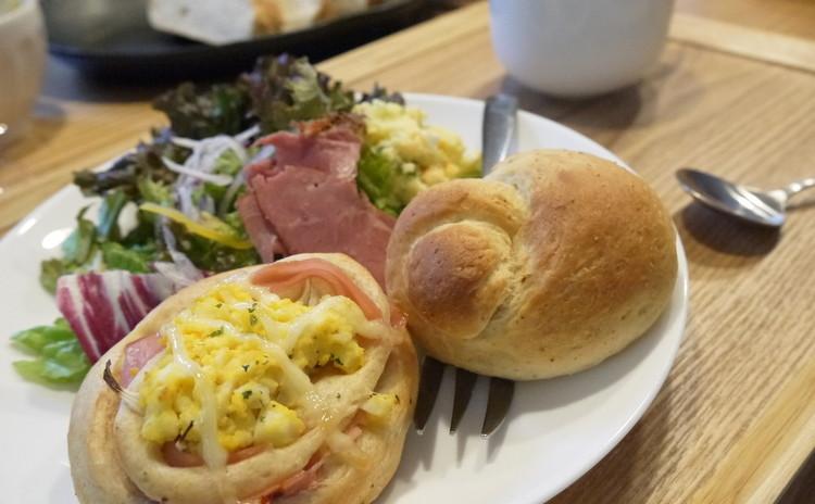 ママ必見【見守り託児付】基礎からのパン作り全粒粉のお総菜&お食事パン