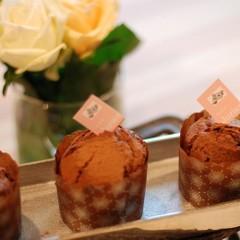 バレンタインにも♪簡単・美味しいチョコカップケーキ