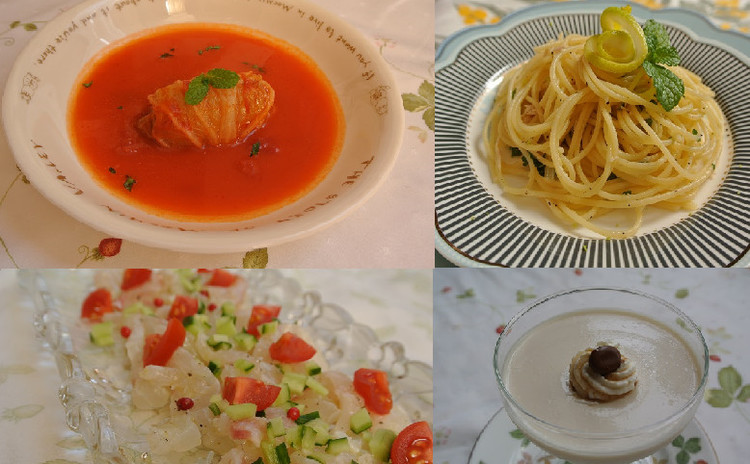 2月17日19時~日程追加♬白菜と旬のお魚☆お洒落なコースに仕上げよう