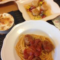 「簡単」「美味しい」「華やか」イタリアンのコースに挑戦!