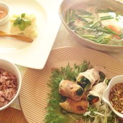 食材の持つ特性と美味しさの相乗効果で寒い季節の温ったか体調管理!