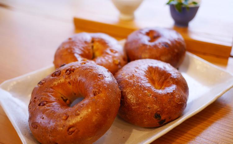 天然酵母を使って、もちもち美味しい2種のベーグルを作ってみよう!