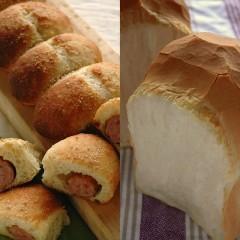 基本が大切!! 発酵バターの香るしっとり食パンを焼きましょう♪