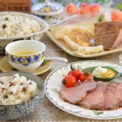 しっとり&美味し過ぎる!旨味たっぷりの塩釜焼きで春のお祝パーティー☆