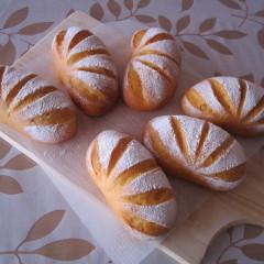 可愛くてオシャレな惣菜パン~トマトオリーブ 6個~