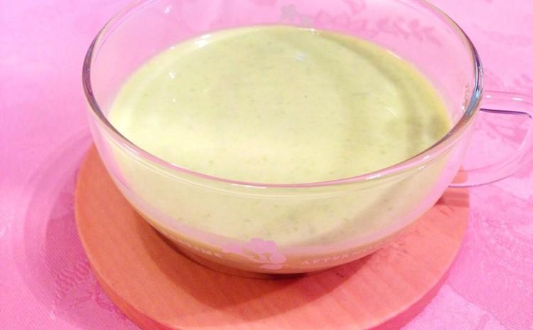 グリーンポタージュスープ