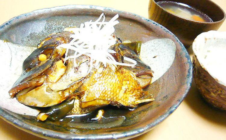 【居酒屋メニュー再現!】鯛あら焚き・鯛ごはん・すまし汁