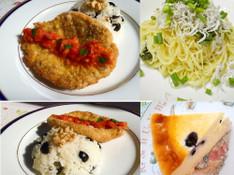 料理レッスン写真 - 大好評のミラノ風カツレツメインのコースを作りましょう★