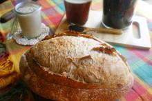 料理レッスン写真 - 日程追加✿自家製酵母で2種のクッペ♡紅茶酵母&元種作り*お土産生地つき