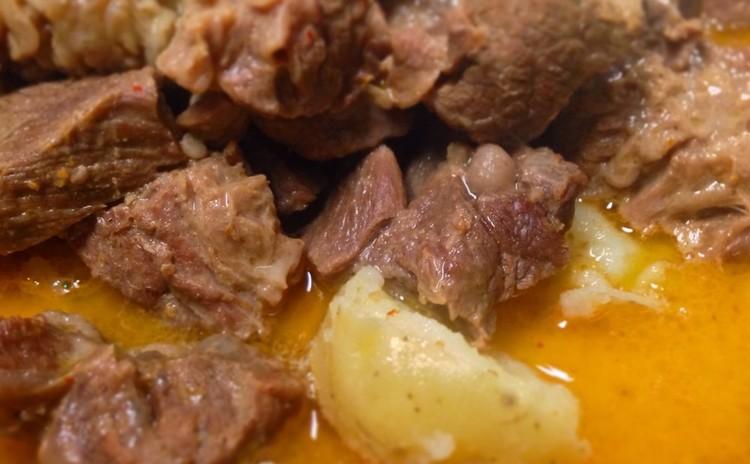 柔らかーく煮込んだ牛肉が決め手の絶品マッサマンカレー☆ペーストも作ろう